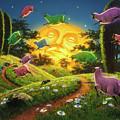 Dreamland IIi by Mark Mille