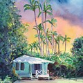 Dreams Of Kauai by Marionette Taboniar