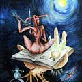 Dreams On A Moonlit Night by Yana Sadykova