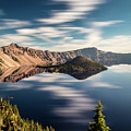 Dreamy And Surreal Crater Lake by Pierre Leclerc Photography