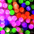 Dreamy Christmas Lights 9716 by Dan Beauvais