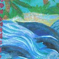 Dreamy Dolphins by Anne-Elizabeth Whiteway