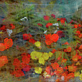 Dreamy Flowers by Peter Orthmann