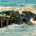 Dreamy Jetty - Jersey Shore by Angie Tirado