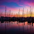Dreamy Marina by Chris M Wiley