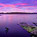 Dreamy Sunrise by David Heilman
