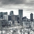 Dreary Denver by Ryan Harter
