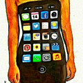 Dressing Iphone by Leonardo Digenio
