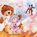 Dressing Up by TEDDY BEARS ONLY Wendy Tosoff