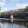 Drew Bridge by John Black
