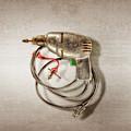 Drill Motor, Green Trigger by YoPedro