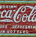 Drink Coca-cola by Alan Hutchins