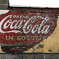 Drink Coca Cola In Bottles 2 by David Dunham