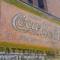 Drink Coca Cola by Tony Baca