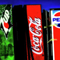 Drink Vending Machines by Artie Rawls