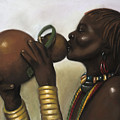 Drinking Gourd by L Cooper