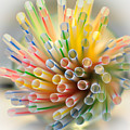 Drinking Straws  by Terry DeLuco