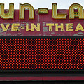 Drive Inn Theatre by David Lee Thompson