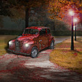 Driven By Memories by Vivian Martin