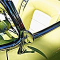 Driver's Seat -- 1958 Chevrolet Corvette At The Golden State Classic Car Show, Paso Robles Ca by Darin Volpe
