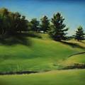 Driving By A Michigan Meadow by Kiersten Sundberg