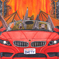 Driving Like Bats Out Of Hell by Catherine G McElroy