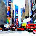 Driving Manhattan by Denise Haddock