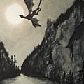 Drogon's Lair by Suzette Kallen