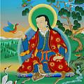 Drokben Khyecung Lotsawa by Sergey Noskov