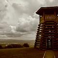 Droop Mountain Battlefield by Terry Baldridge