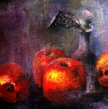 Drops Of Knowledge.  by Ira Tihonova