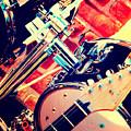 Drum Set by Brandi Fitzgerald