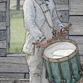 Drummer Boy by Diane E Berry