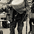 Drummer by Steven Sexton