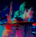 Drummer  by Tommy Simpson