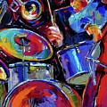 Drums And Friends by Debra Hurd