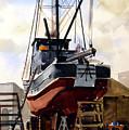 Dry Dock by Ken  Duffin