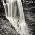 Dry Falls - Blue Ridge Mountains - Number Two by Paul Schreiber