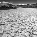 Dry Lake Playa by Cat Connor
