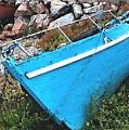 Drydock Boat by Eul Hurley