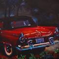 Red Bird by BJ Lane