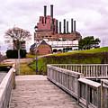 Dte Marysville North View by Randy J Heath