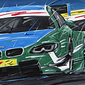 Dtm Farfus Bmw by Roberto Muccilo