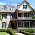 du Bignon Cottage by Katherine W Morse