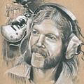 Duane Allman by Mike Addleton