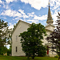 Duanesburg, Ny, Church by Lynne Albright