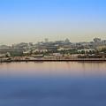 Dubai City View by Art Spectrum