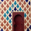 Dubai Doorway by Barbara Von Pagel