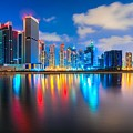 Dubai by Mecar Rash