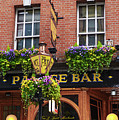 Dublin Ireland - Palace Bar by Bill Cannon